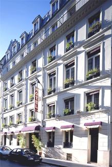 Hotel Rue De Malte Paris